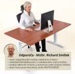 Výškovo nastaviteľné stoly mobilný nábytok