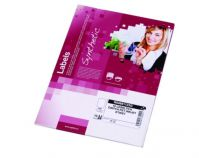 S0466.1123G Leskle PET cire inkjet etiketty 210x297mm A4/10ks