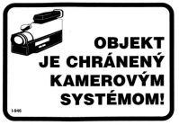 I 946 S Objekt je monitorovaný kamerovým systémom! A6