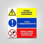 Výstražné značenie