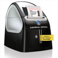 LW450 Duo S0838930 štítkovač DYMO LabelWriter Duo