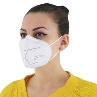 Respiračné rúško FFP2 biela bal. 5ks