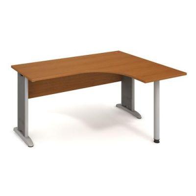 CE 60 L Stôl ergo typ RM 100 CROSS 160x75,5x120(60x60) cm