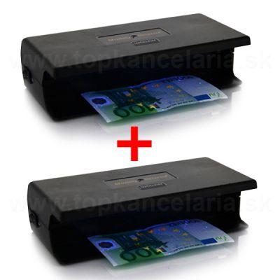 DL-102/2 tester na bankovky 2ks UV 6W
