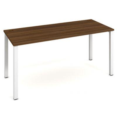 US 1600 pracovný stôl UNI 160x75,5x 80 cm s prechodkami